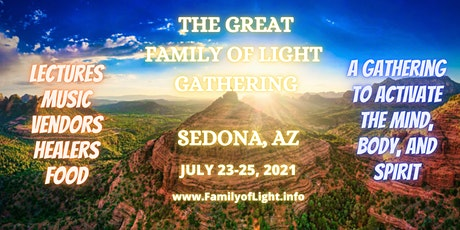 The Great Family of Light Gathering tickets