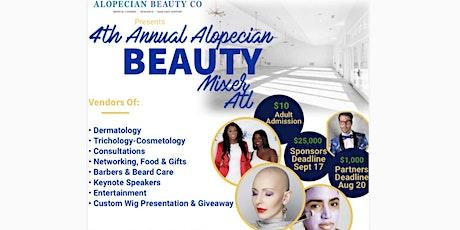4th Annual Alopecian Beauty Mixer ATL Fundraiser (Beauty & Medical  Expo) tickets