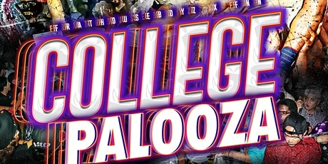 COLLEGE PALOOZA SUMMER TIME tickets