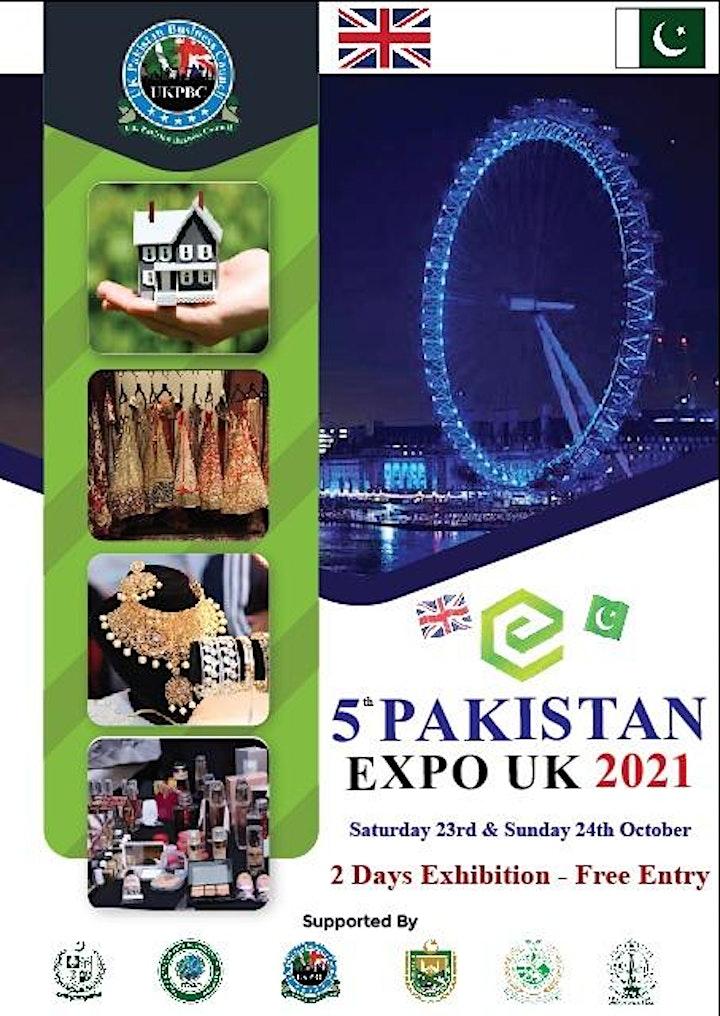 Pakistan Expo UK 2021 image