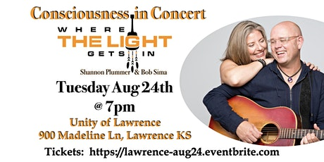 Lawrence KS: Where the Light Gets In tickets