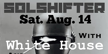Solshifter with White House and DJ Cruz at the Ridglea Room tickets
