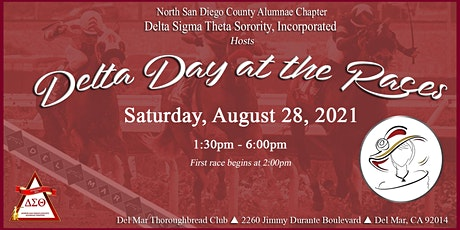 Delta Day at the Races - 2021 tickets