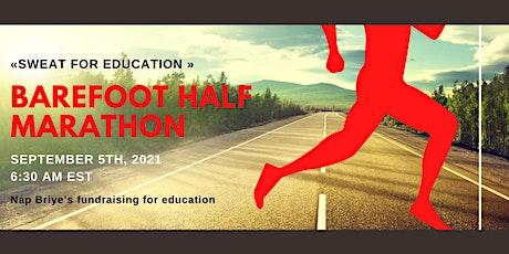Barefoot Half Marathon tickets