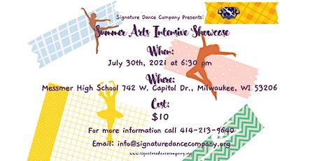 2021 Signature Summer Intensive Showcase tickets
