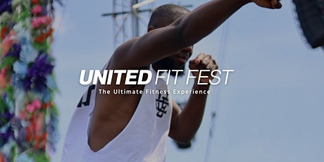 United Fit Fest 2021 tickets