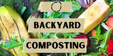 Backyard Composting Workshop tickets