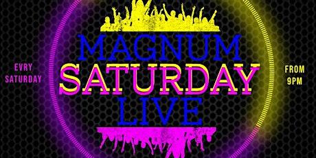 Magnum Saturdays tickets