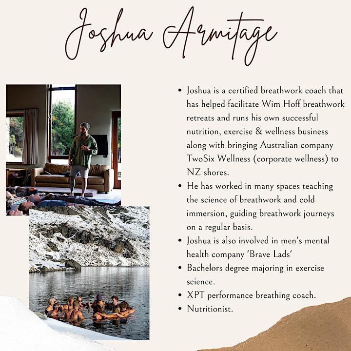 RELEASE - With Sophia Cataldo & Joshua Armitage image