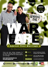 Winning the Warfare Against Your Marriage! tickets