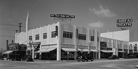 The History of the Art Deco Fairfax Theatre tickets