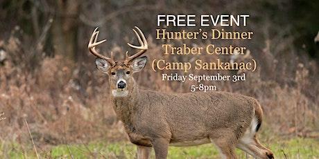 Hunter's Dinner tickets