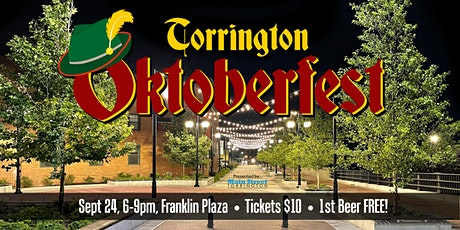Torrington Oktoberfest tickets
