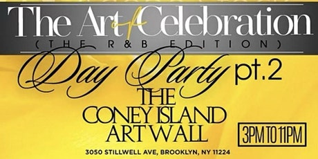 THE ART CELEBRATION (THE R&B EDITION) PART 2 tickets