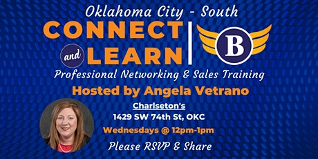 OK   OKC - South - Networking and Sales Training tickets