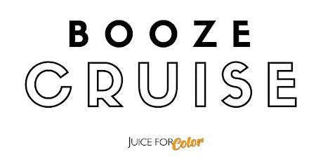 Booze Cruise tickets