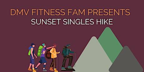 DMV Fitness Fam August Sunset Singles Hike tickets