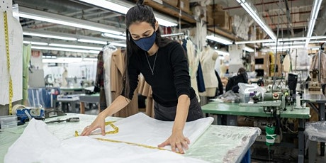 Manufacturing your clothing line! tickets