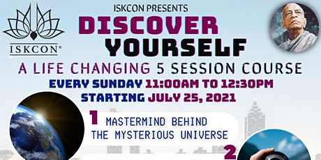 Discover Your Self tickets