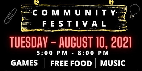 Back to School Community Festival tickets