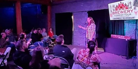 the BREWERY COMEDY TOUR at MEGATON tickets