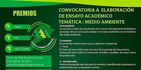 Ensayo Académico tickets