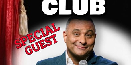 Russell Peters-Live Marriott Warner Center - Tues 8-31-21 (One Nite Only) tickets