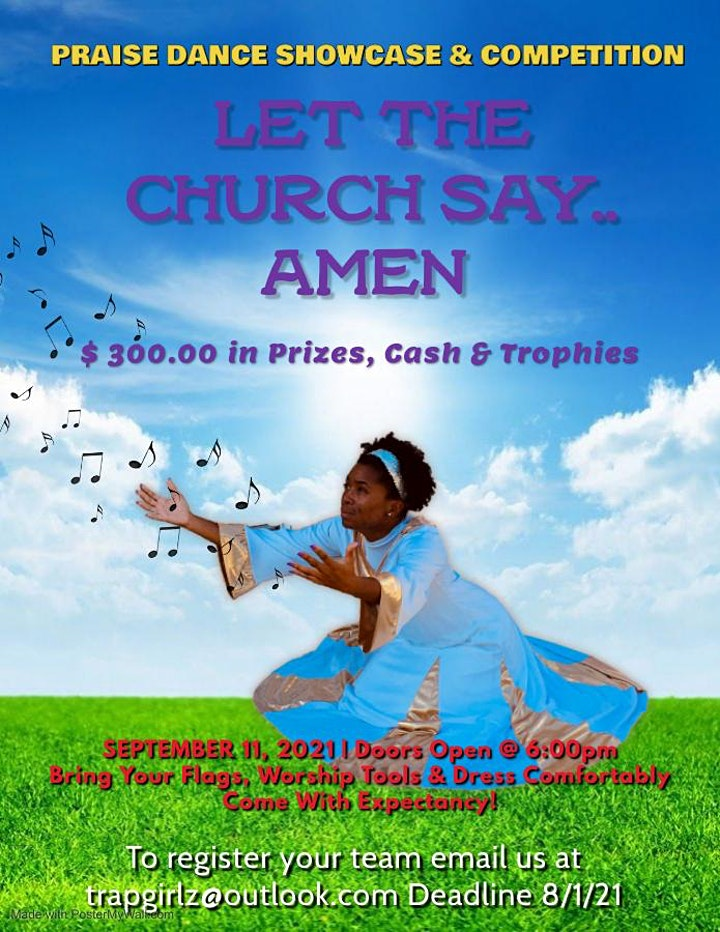 Back to School Praise Party image
