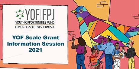 YOF Scale Grant Information Session tickets