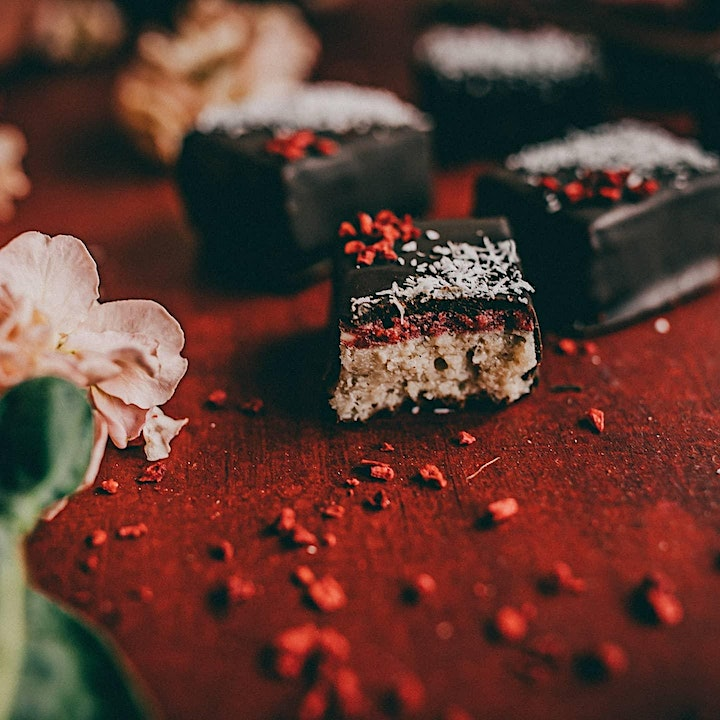 Chocolate Tasting Session: featuring the tastes of Lamingtons! image