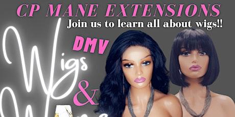 DMV Wigs & Wine Event tickets