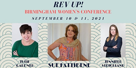 REV UP!  Women's Retreat Conference ~ Thrive in God's Design for Your Life tickets