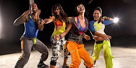 Zumba ~ back to school Sizzle tickets