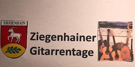 Ziegenhainer Gitarrentage der Westerwälder Musiktage Tickets
