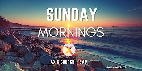 Sunday Mornings @ 9am tickets