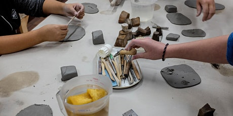 CREATE WITH CLAY! Kids Workshops with Amberlie Perkin tickets