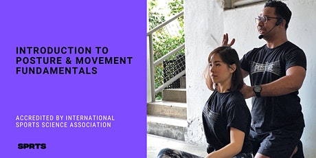 Introduction to Posture & Movement Fundamentals tickets