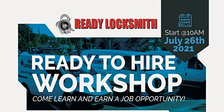 READY TO HIRE WORKSHOP tickets