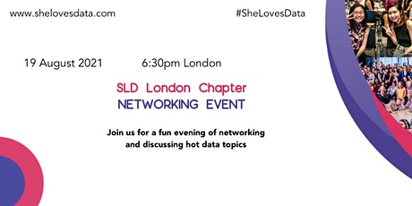 SLD London Chapter Networking Event_Networking_LHR tickets