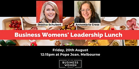 Melbourne, BWA: Business Women's Leadership Lunch tickets