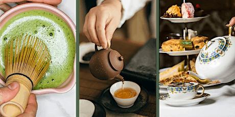 The Art of Serving Tea - a Cross-Cultural Perspective tickets