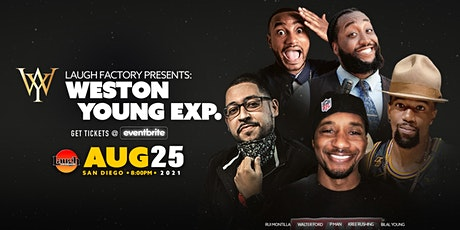 Laugh Factory Presents: A Weston Young Exp. tickets
