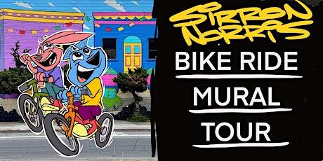 SirronNorris Bike Ride MuralTour tickets