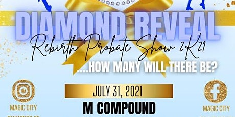 The Magic City Diamonds of Dance presents Diamond reveal.. 3;and under free tickets