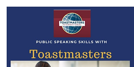 Chiltern Speakers -Toastmaster  - Club Meeting tickets