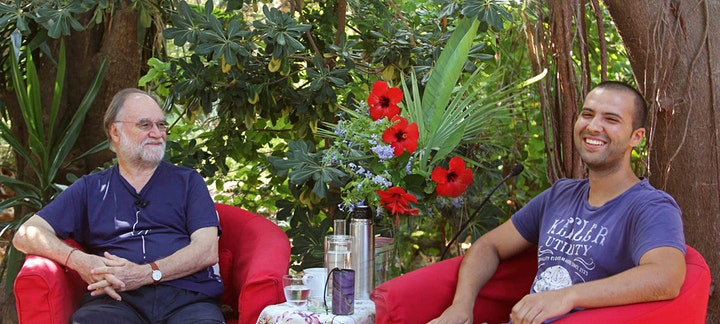 Summer Holiday Retreat with John David at the Mediterranean in Denia, Spain: Bild