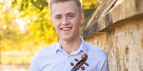 Lunchtime Concert - Violin and Piano Recital tickets
