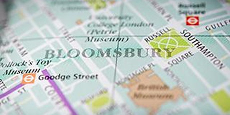 The Art of Bloomsbury Virtual Tour tickets