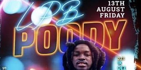 LBP Poody LIVE at Vibez tickets