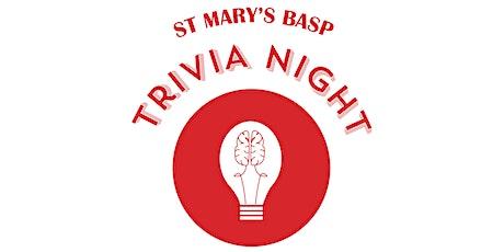 BASP Online Trivia Night tickets